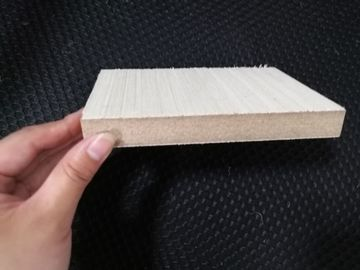 China Natural Hemp Fiber Thick Fiberboard , Environmental - Protection Decorative Fiberboard supplier