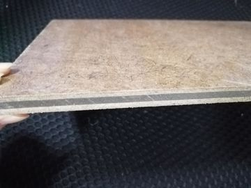 China Customized Size Hemp Fiberboard , Waterproof High Fiber Boards Without Glue supplier