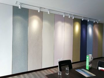 China Colorful Cloth Surface Natural Hemp Fiberboard Panels Good Bending Toughness supplier